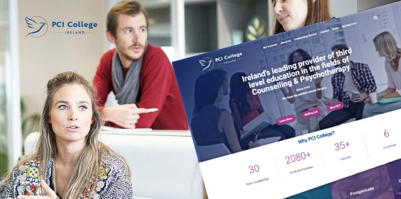 college website design dublin
